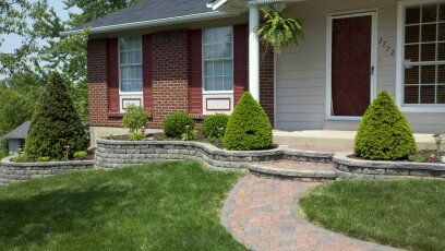 Landscaping Sample 23 - LANDSCAPING