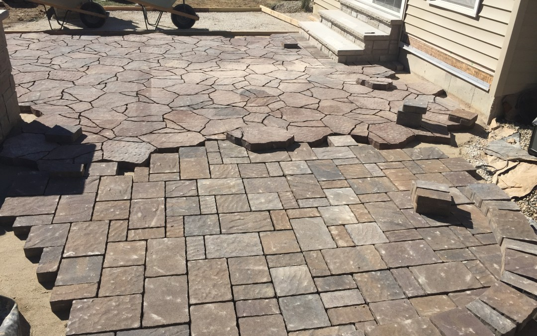 Pavers Sample 4