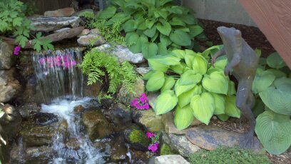 Water Feature Sample 3 - WATER FEATURES