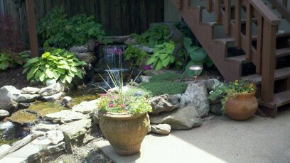 Water Feature Sample 5 - WATER FEATURES